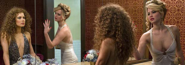 La gran estafa americana, montaje, Jennifer Lawrence, Amy Adams