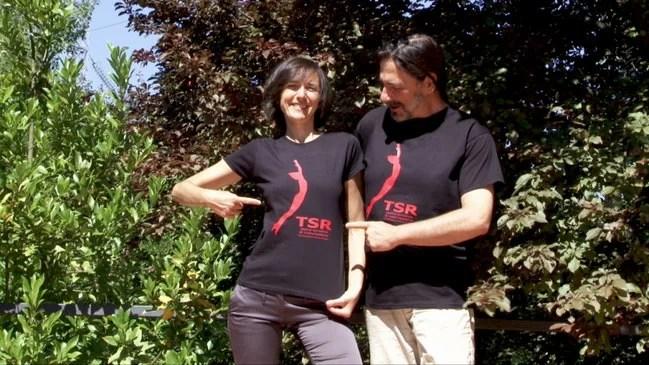 Ilaria Drago e Marco Guidi, progetto TSR Teatro Sensibile di Riconnessione