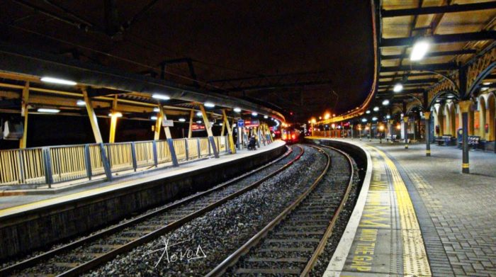 LOS AMANTES DE CONNOLLY STATION