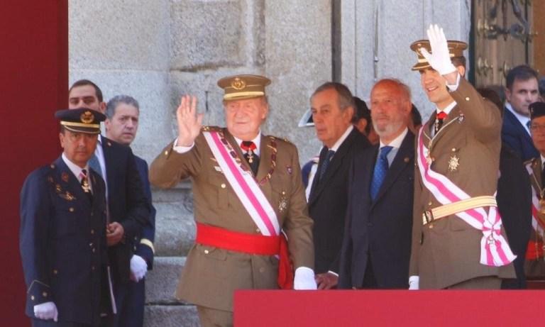 LA ESPAÑA DE JUAN CARLOS I