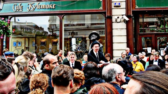 BLOOMSDAY-DUBLIN