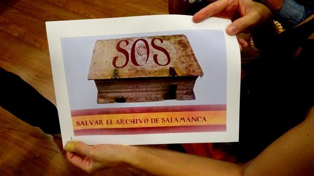 POLICARPO Y NUESTRA LUCHA: ARCHIVO DE SALAMANCA