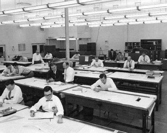 Cursos online ingeniería dibujo antiguo
