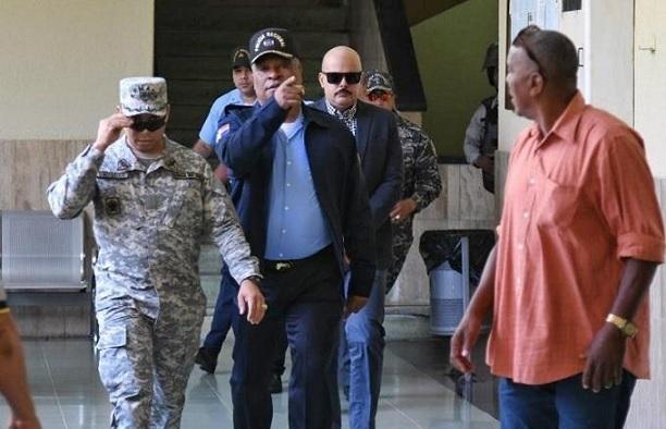 MP revela lo que supuestamente hacia el general Acosta Castellanos –
