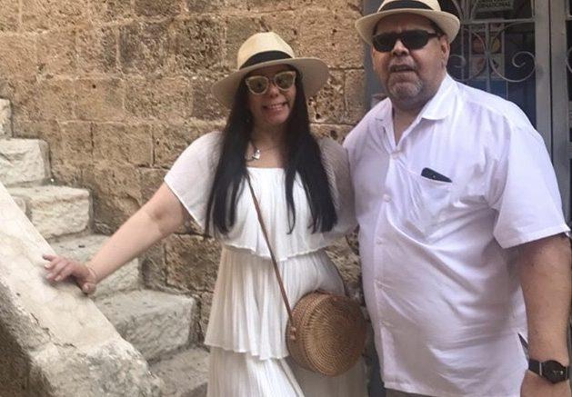 Esposa de Fernando Villalona pide que oren por el al presentar problemas cardiacos por sobrepeso