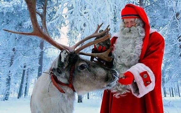 Un maestro en problemas por velar verdad sobre Santa Claus