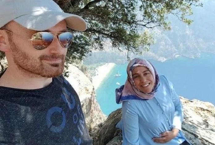 Resultado de imagen para Hombre empuja a esposa embarazada luego de sesión de selfies en vacaciones