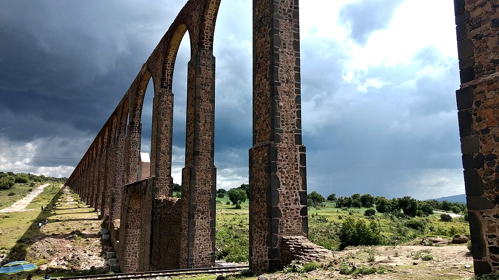 Acueducto Padre Tembleque Patrimonio de la Humanidad