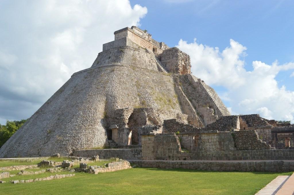 Uxmal Mundo Maya Yucatán Patrimonio de la Humanidad en México