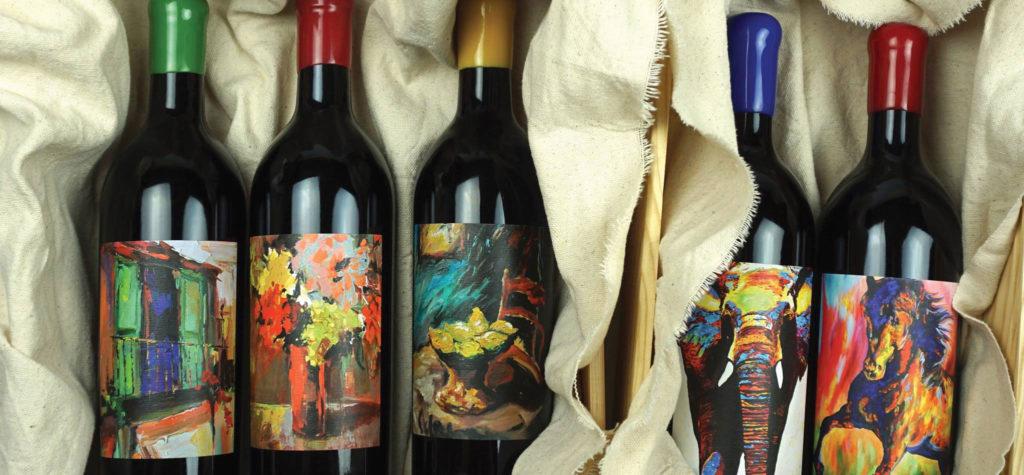 Artiste Winery in Los Olivos, CA