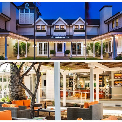 Luxury Itinerary in Los Olivos