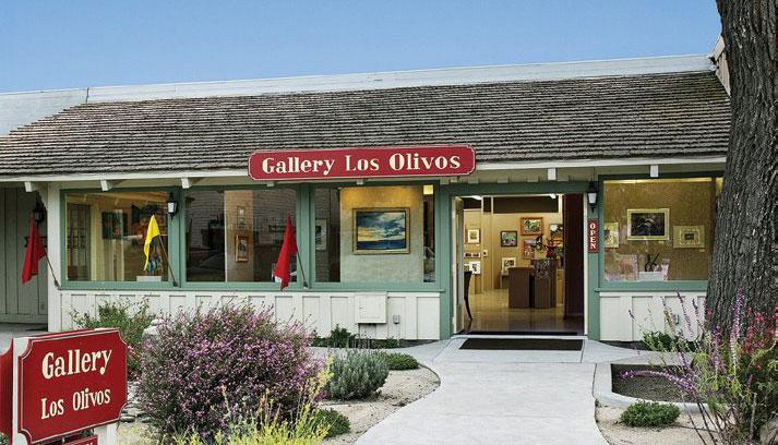 Gallery Los Olivos Fine Art