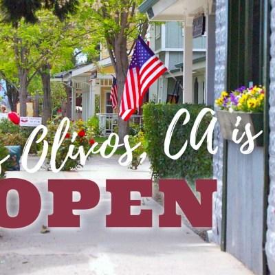 Los Olivos Winter Re-Opening