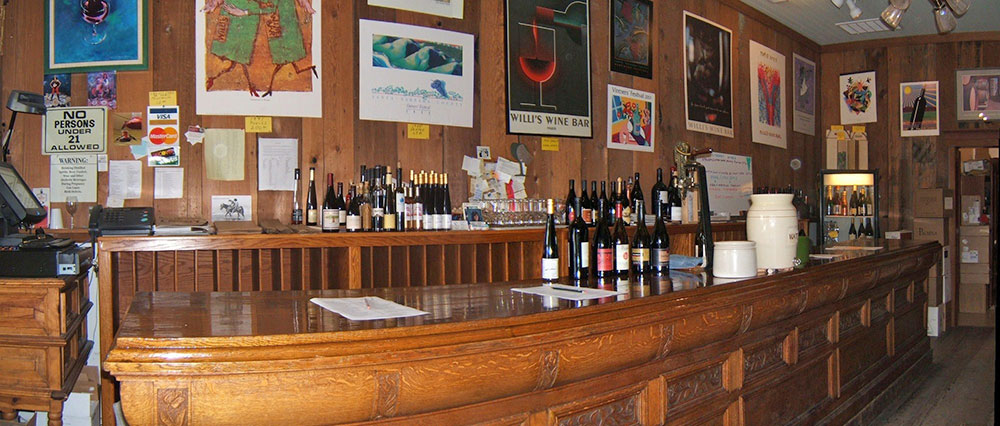 Los Olivos Tasting Room & Wine Shop
