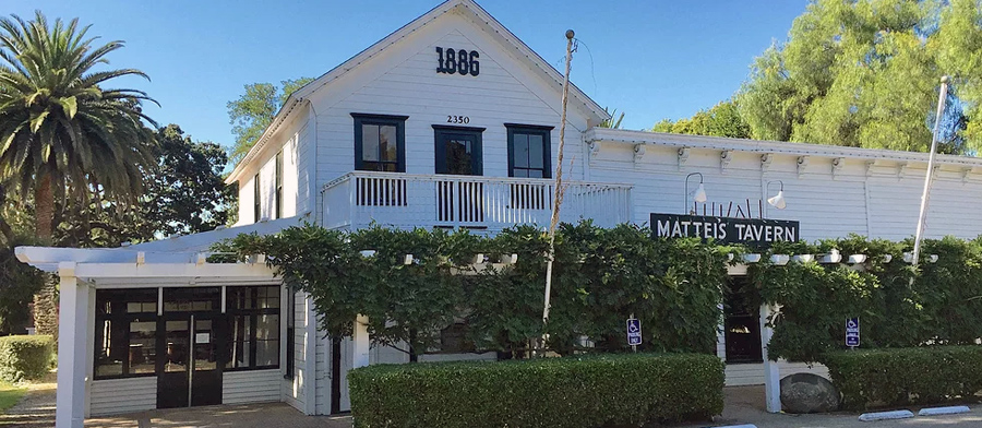 Mattei's Tavern Bungalows