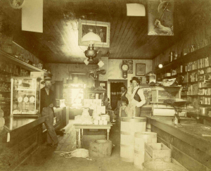 Historical General Store in Los Olivos, CA