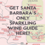 Santa Barbara Sparkling Wine Map