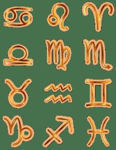 Segni zodiaco oroscopo del mese
