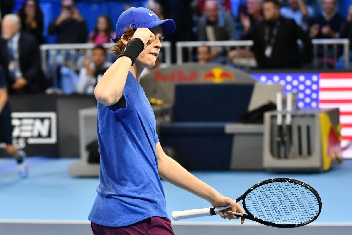 Sinner al secondo turno del Masters 1000 di Madrid » LO_SPECIALE