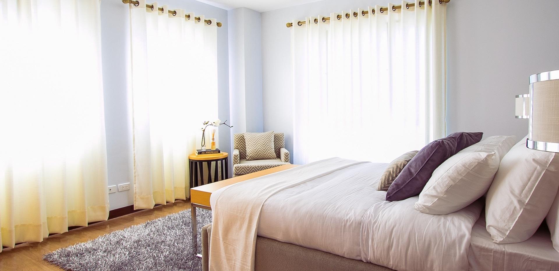Tutti i consigli e le idee per tinteggiare la camera da letto. La Pittura Lavabile In Camera Da Letto Lo Specialista Di Mistercolor