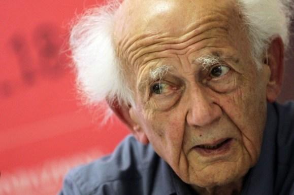 Il sociologo Zygmunt Bauman