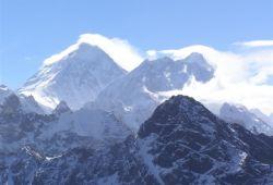 La montaña más alta del mundo