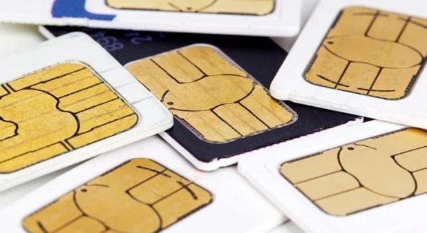 Hay gran cantidad de compañías para obtener un número de móvil inglés