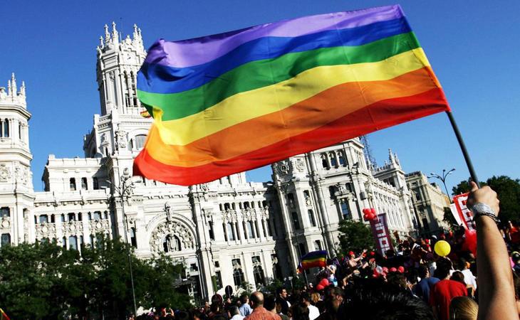 Madrid, la mejor ciudad para el colectivo LGTBI