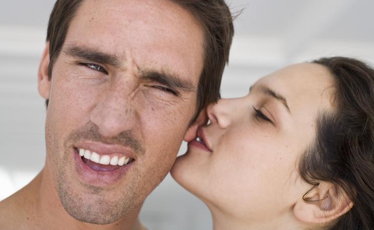 Las zonas erógenas son muy importantes en nuestras relaciones sexuales