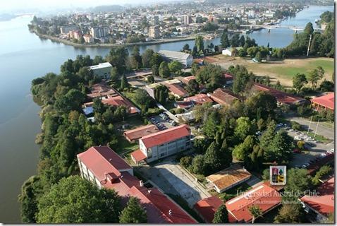 Universidad Austral de Chile, Valdivia Chile.  Foto: Alejandro Sotomayor, RRPP Universidad Austral de Chile