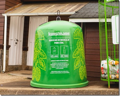 Reciclaje Kunstmann PUDU 1