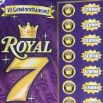 Royal 7 Rubbellos Niedersachsen
