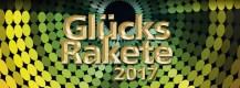 Glücksrakete 2017 Logo