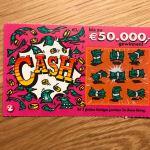 Cash 2€ Rubbellos Österreich