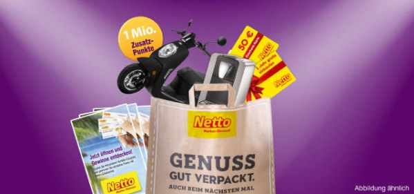 Netto Sommerlos Aktion 2019