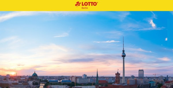 LOTTO Berlin Webseite Screenshot