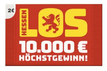 Hessen-Los 1.Auflage