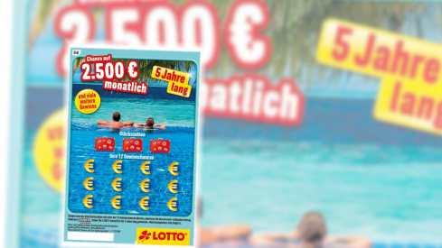 2500 euro monatlich los artikel bild