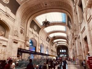 Milan Bahnhof