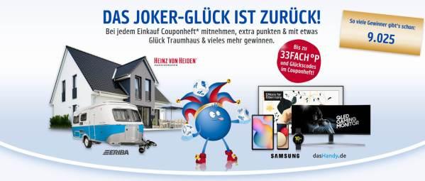 Payback Joker-Glück Gewinnspiel 2021