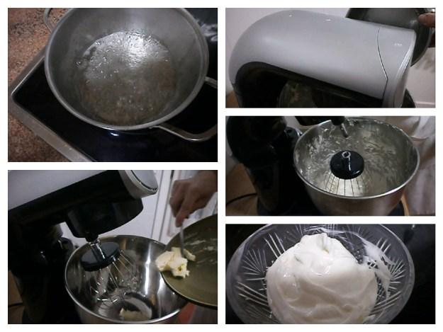 así se prepara la crema de mantequilla