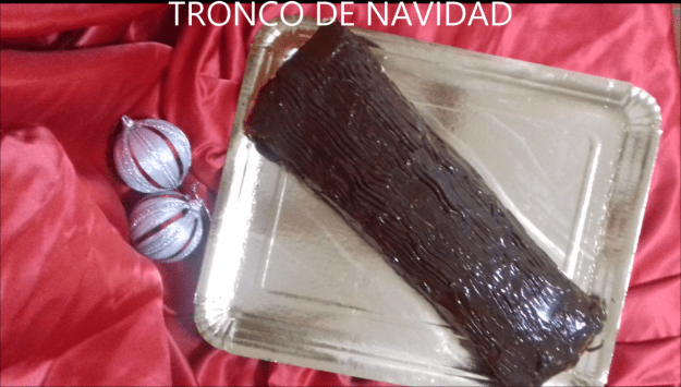 Tronco de chocolate