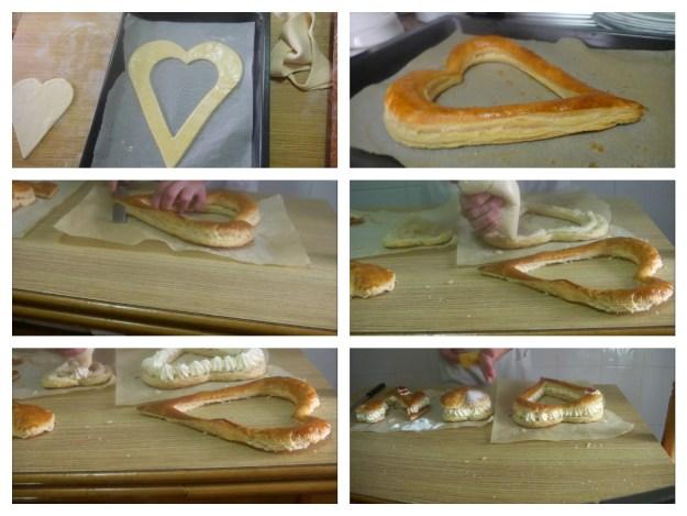 roscones de san Valentin