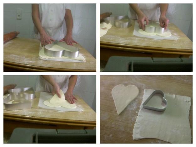 cortando los corazones