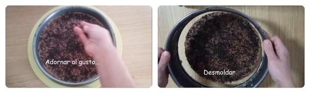 Tarta de choco sin gluten