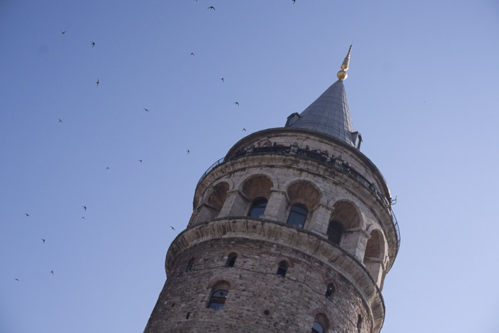 Galata Kulesi Tower in Instanbul | Lost Not Found | Attack on Istanbul's Ataturk Airport