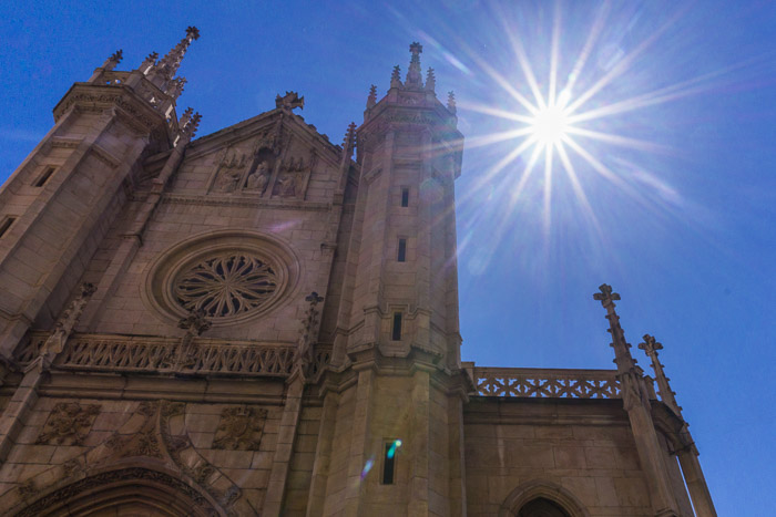 Cathedral in Dole France | Lost Not Found | French Road Trip