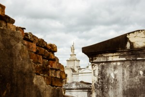 A Visit to the Saint Louis No.1 Cemetery in New Orleans