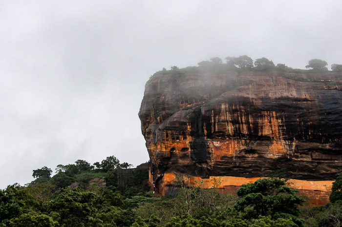 Sigiriya Rock in Sri Lanka | LOST NOT FOUND | Sri Lanka Itinerary | Sri Lanka Travel | Asia Travel | Things to Do in Sri Lanka | 10 Days in Sri Lanka