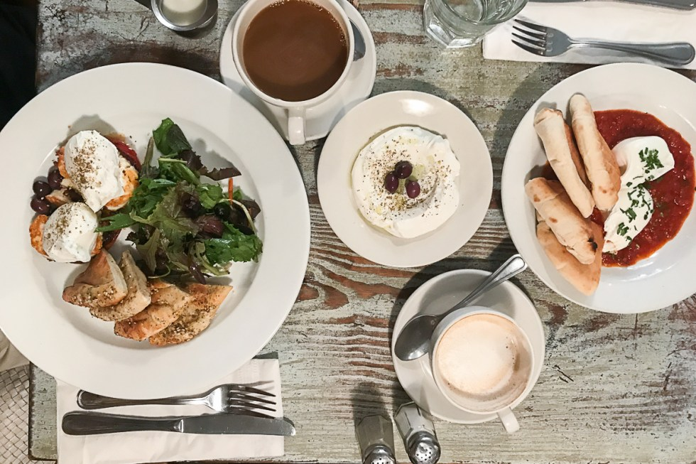Brunch at Cafe Mogador | LOST NOT FOUND | NYC Restaurant Guide
